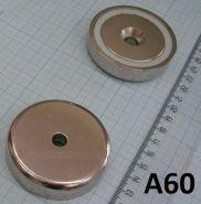 Магнит крепежный А60